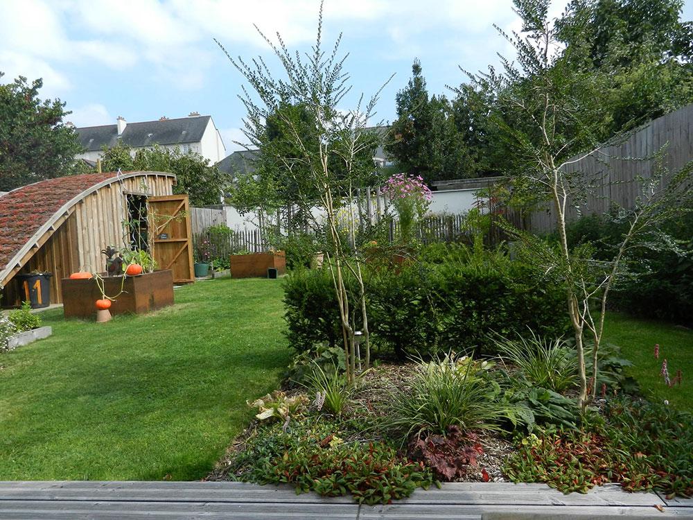 Cr ation et entretien de jardin contemporain dans le 35 for Jardin creation entretien