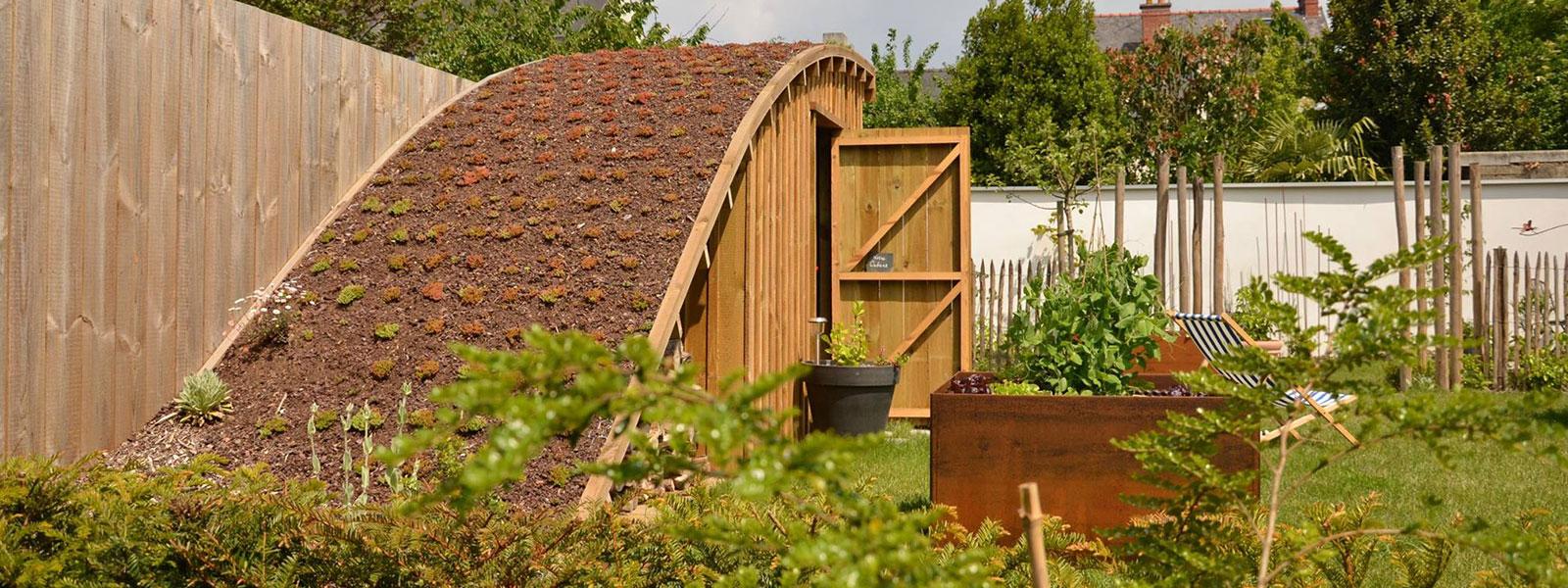 Jardin de ville rennes paysagiste les jardins d 39 hortense - De la piscine au jardin ...