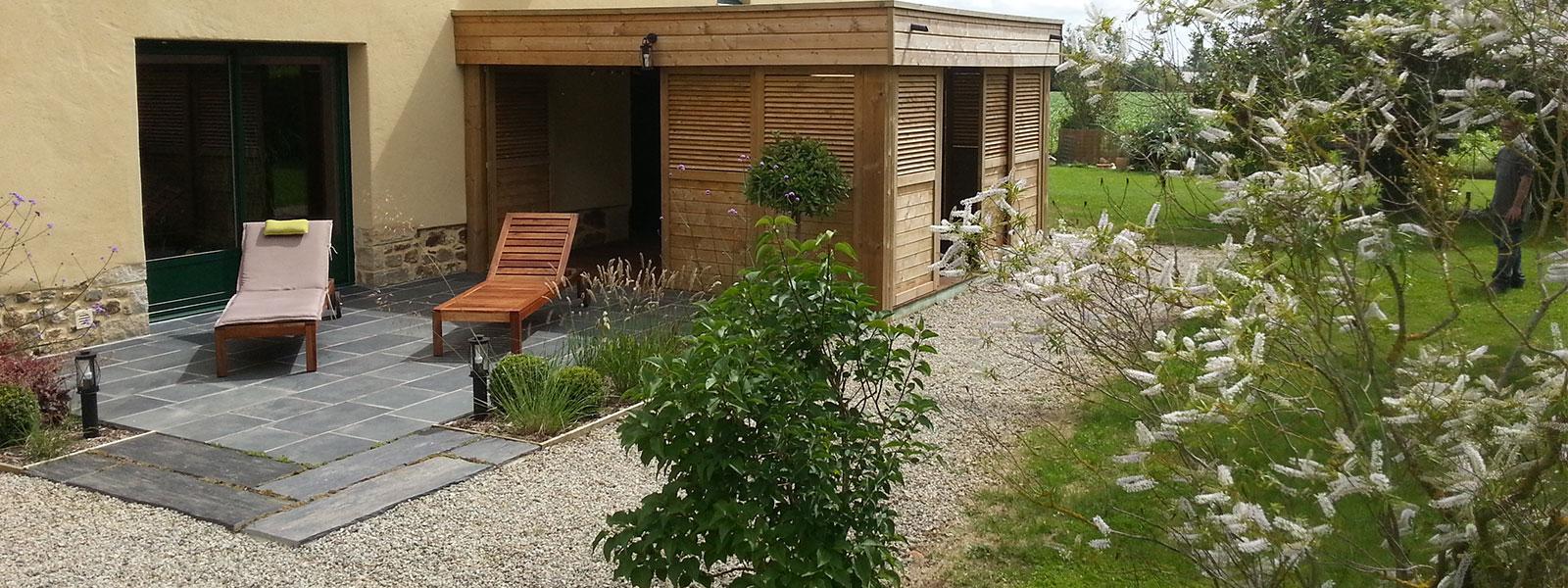 Terrasse pergolas les jardins d 39 hortense for Entretien jardin montauban